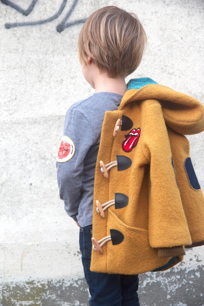 Lewis Coat
